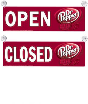 DR8000 Open/Closed (Carton of 10)