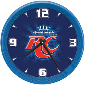 RC1011 Non-illuminated round clocks