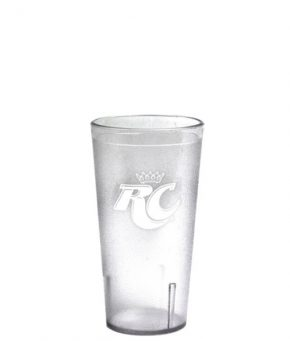 12oz RC Tumbler Clear
