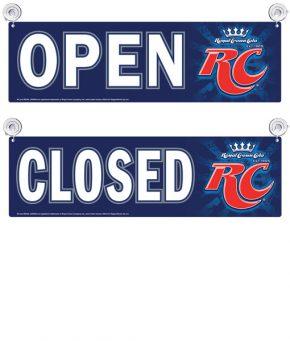 RC8000 Open/Closed (Carton of 10)