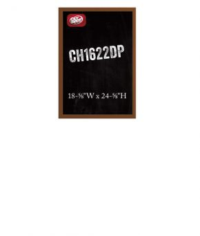 CH1622DP Chalk Menu Baord