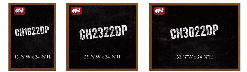 CDr Pepper Gallery Style Chalkboards